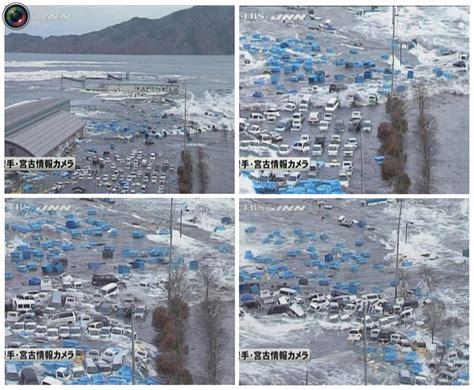 imagenes impactantes del tsunami en japon impactantes im 225 genes del terremoto y tsunami de japon