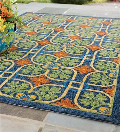 talavera tile rug brightly colored talavera tile indoor outdoor rug patio ideas rugs products and