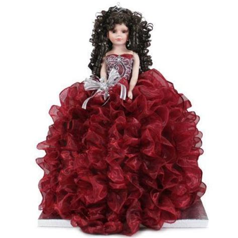 black quinceanera doll quinceanera doll ebay