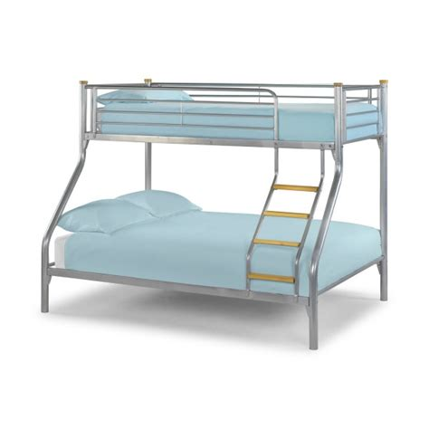Sleeper Bunk Beds With Mattress by Cheap Julian Bowen Atlas Sleeper Bunk Bed For Sale With Or Without Mattresses