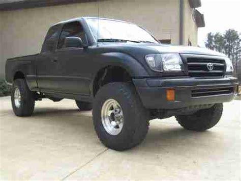 1998 Toyota Tacoma Mpg Buy Used 1998 Toyota Tacoma Ext Cab Sr5 4wd In Birmingham