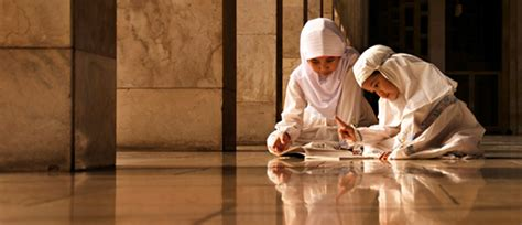 child studying koran iic arabic qur an international institute for