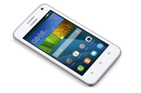 Hp Huawei Ascend Y3 Huawei Y3 Einsteiger Smartphone Kostet Nur 79 24android