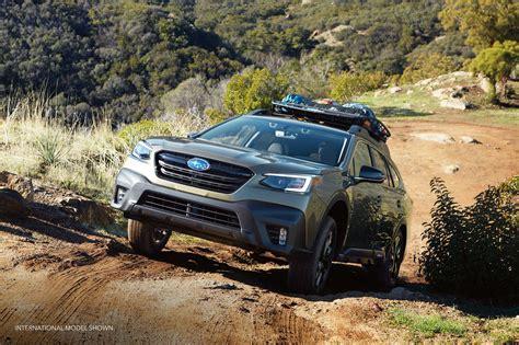 Subaru Outback 2020 by 2020 Subaru Outback Subaru Canada Subaru Canada