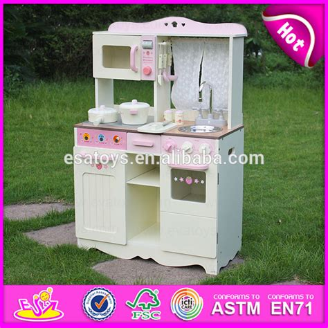Cheap Wooden Childrens Kitchens by 2016 Wholesale Wooden Kitchen Set W10c058 A11 Buy