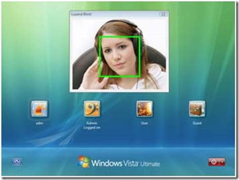 face recognition software to login [windows 7]