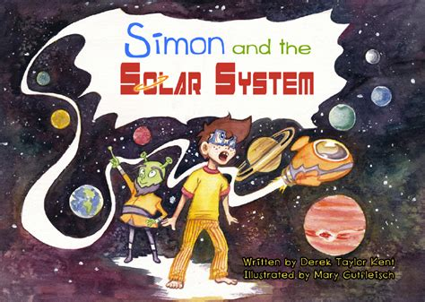 simon and the solar system books fictional solar systems pics about space