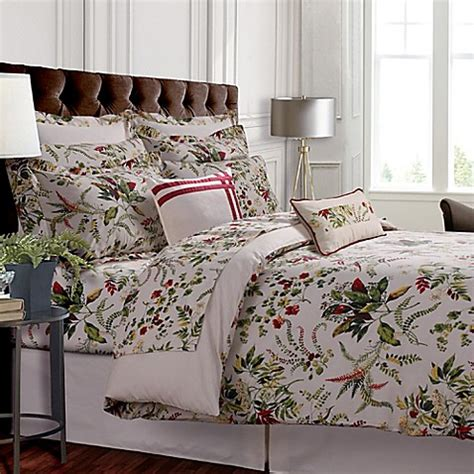 bed bath and beyond tribeca tribeca living maui reversible duvet cover set bed bath