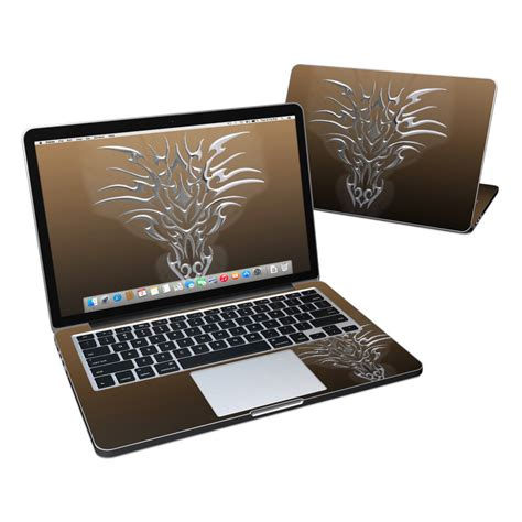 Chromes Crush Proof For Mac Laptops by Macbook Pro Retina 13in Skin Tribal Chrome By