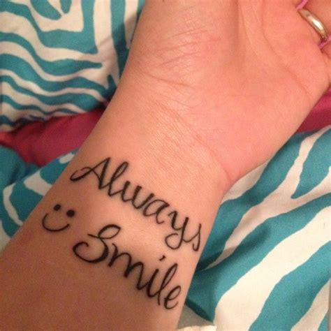 smile wrist tattoo best 25 smiley tattoos ideas on small