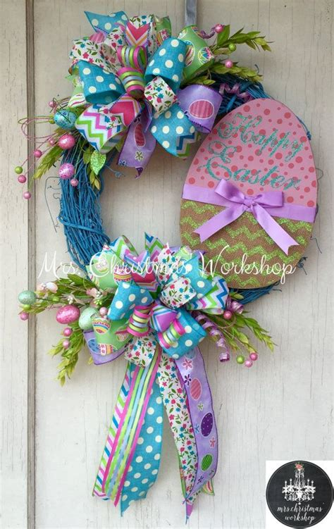 easter wreath ideas 17 best ideas about easter wreaths on pinterest spring
