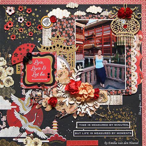 Cherry Blossom Decorative Mini Label Sticker Pack emilia den heuvel shanghai 2016 kaisercreaft merly