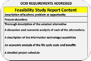 manufacturing feasibility study template se exle caltrans systems engineering evaluation for
