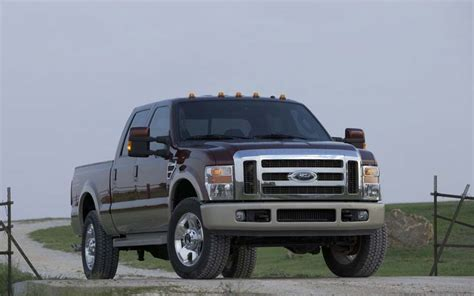 buy car manuals 2008 ford f series super duty instrument cluster top 7 best diesel trucks you can buy