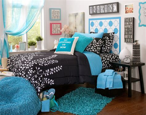 blue black and white bedroom black and teal bedroom decorating ideas