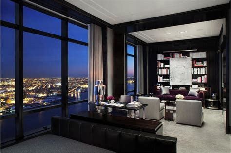 trump penthouse new york picture perfect luxurious modern penthouse in the trump