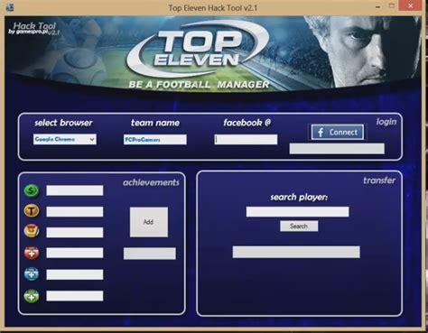 tutorial hack token top eleven comment avoir des tokens gratuit