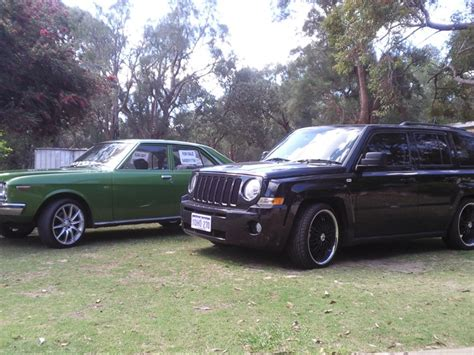 Lowered Jeep Patriot 2010 Patriot Lowered 2 5 Quot Pinstriping 20 Quot Rims More