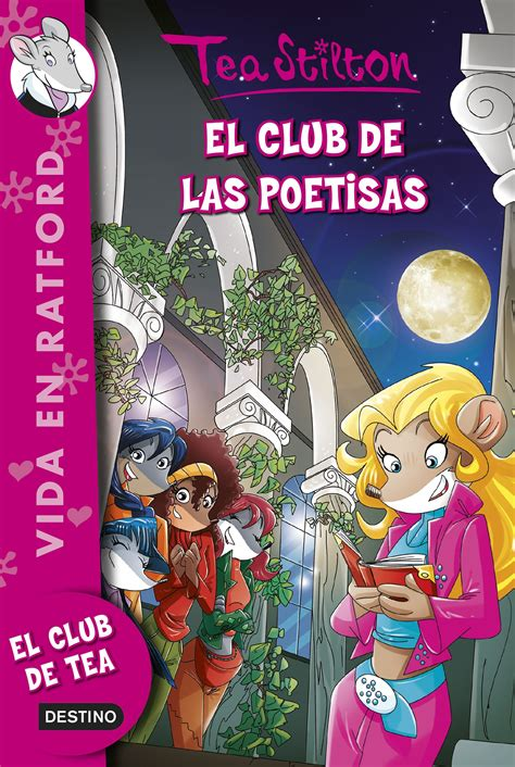 comprar libro tea stilton 14 el club de las poetisas