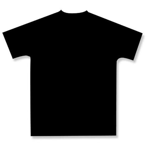 blank t shirt back clipart best