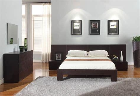 wenge bedroom furniture lyon wenge platform bedroom set