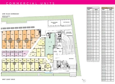 newest floor plans newest floor plan all about singapore new launch new