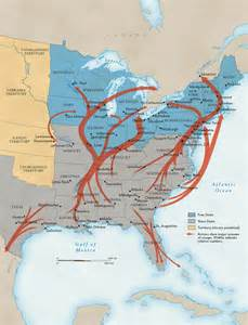 underground railroad map author explores a gateway to freedom nat geo education