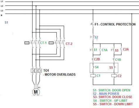 reversing   phase asynchronous motor  limit