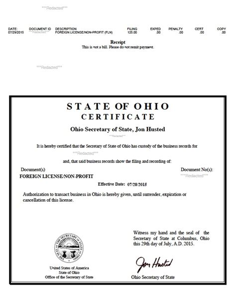 State Of Ohio Search Articles Of Incorporation State Of Ohio Implicitthesis Web Fc2