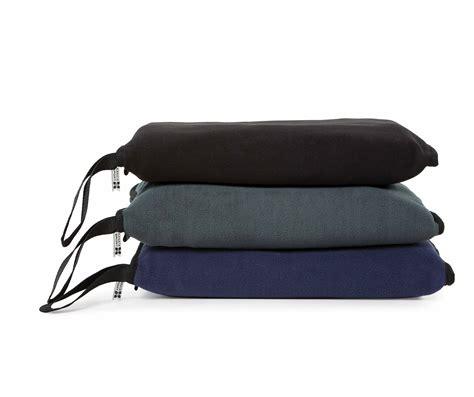 Travel Pillow And Blanket Combo by Sport Travel Premium Fleece Blanket Pro Towels