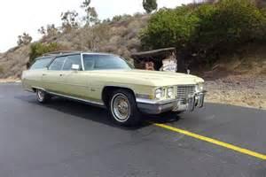1972 Cadillac Station Wagon Sale Bangshift 1972 Cadillac Station Wagon