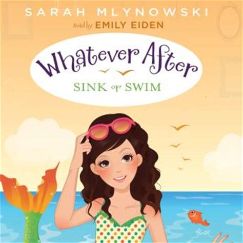 sink or swim book listen to whatever after book 3 sink or swim by