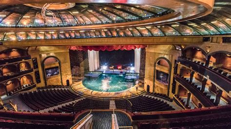 Floorplan For My House by Underwater Magic Hidden Tech Behind Cirque Du Soleil S O