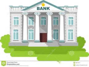 bank building clipart clipartsgram com