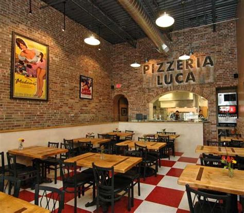 Pizza Shop Interior Design by Abq New Pizzeria Food The Floor The And