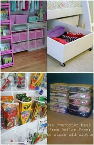 organizing ideas diy and home improvement and dollar
