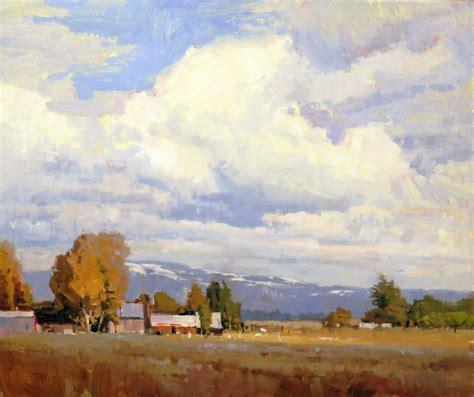 Landscape Paintings Utah Scottsdale Artists School Fundamentals Of Landscape