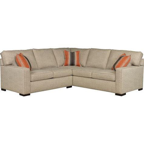 Broyhill Sectional by Broyhill 6636 0 Raphael Sectional Discount Furniture At