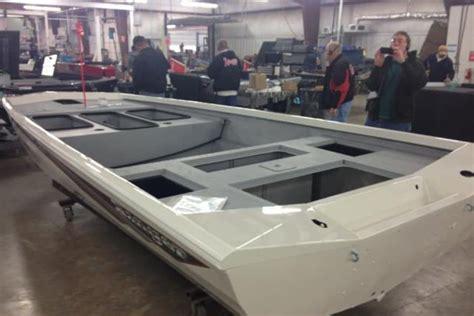 ranger aluminum bass boats review the making of a ranger aluminum bass boat in photos