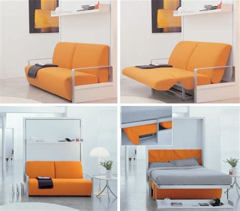 bed and couch in one wall bed sofa stylish convertible stealth furniture