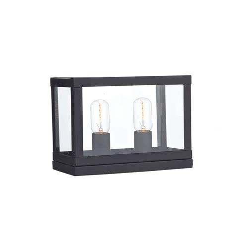 lud4122 ludlow 2 light table l matt black