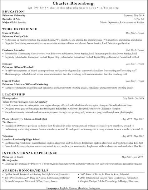 Best Resume Templates Reddit