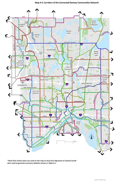ramsey county section 8 little canada s other transportation infrastructure
