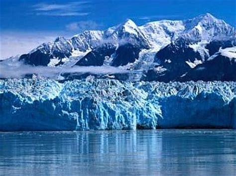 allarme ghiacciai: l'accellerato scioglimento causerà un
