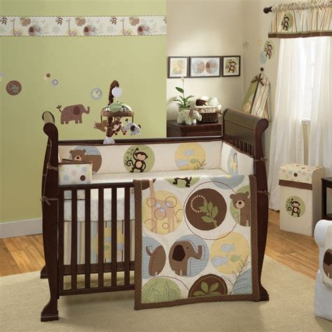 Habitat Baby Bedding By Lambs Ivy