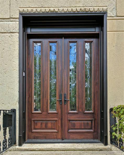 Exterior Mahogany Doors Exterior Doors Solid Mahogany Doors 8 0