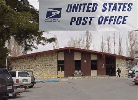 United Post Office by United States Post Office Big