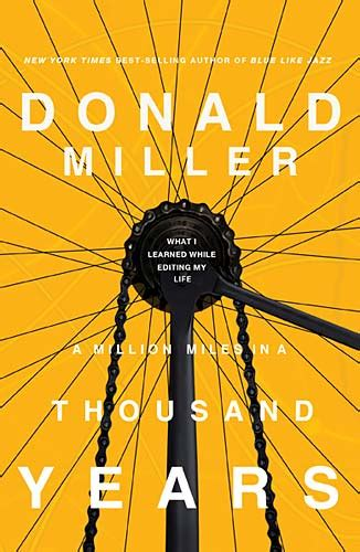 a million miles in a thousand years what i learned while editing my own life publisher s weekly reviews a million miles in a thousand years