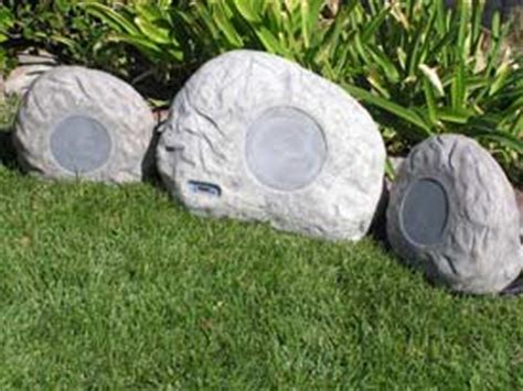Rock Garden Speakers Smart Home 187 Rock Speakers For Smart Garden