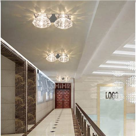modern hallway light led indoor lights